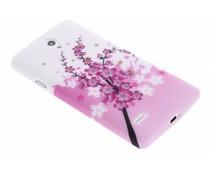 Design TPU siliconen hoesje Huawei Ascend G700