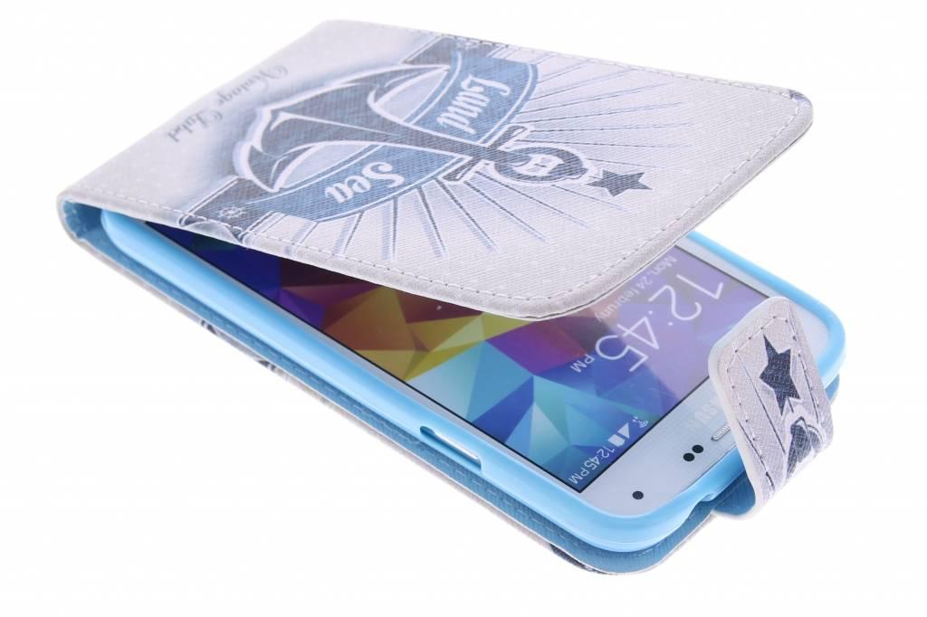 Anker design TPU flipcase Samsung Galaxy S5 (Plus) / Neo