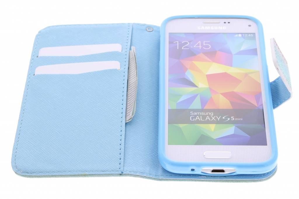 Jamais Arrêter De Rêver Cas Flip Tpu Design Pour Le Mini-samsung Galaxy S Qh2yADrrA