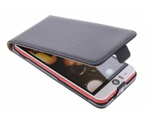 Zwart luxe flipcase HTC Desire Eye