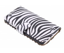 Zebra booktype hoes Huawei Ascend G7