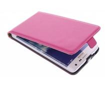 Fuchsia luxe flipcase Samsung Galaxy Note Edge