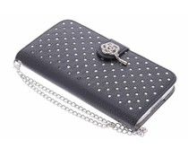 Chique strass booktype hoes Galaxy S5 (Plus) / Neo
