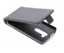 Zwart luxe flipcase LG L Fino / L70 Plus