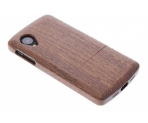 Echt houten hardcase LG Nexus 5