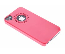 Romantisch effen hardcase iPhone 4 / 4s