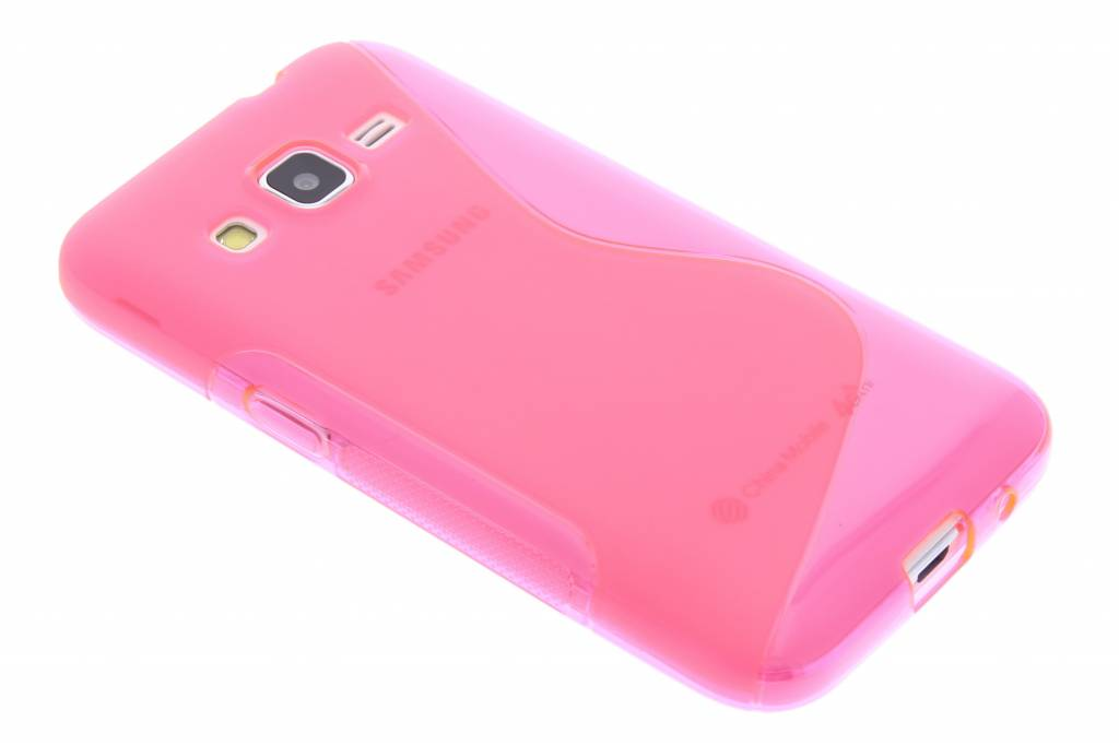 Rosé S-line TPU hoesje voor de Samsung Galaxy Core Prime