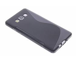 Zwart S-line TPU hoesje Samsung Galaxy A7