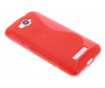 S-line TPU hoesje Alcatel One Touch Pop C7