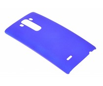 Blauw effen hardcase hoesje LG G Flex 2