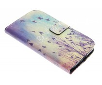 Design TPU booktype hoes Samsung Galaxy Grand (Neo)