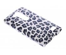 Luipaard design hardcase hoesje LG L Fino / L70 Plus