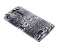 Slangen design hardcase hoesje LG L Bello / L80 Plus