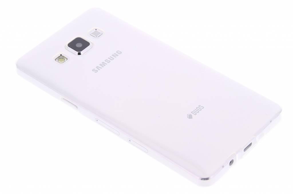 Ultra thin transparant TPU hoesje voor de Samsung Galaxy A5