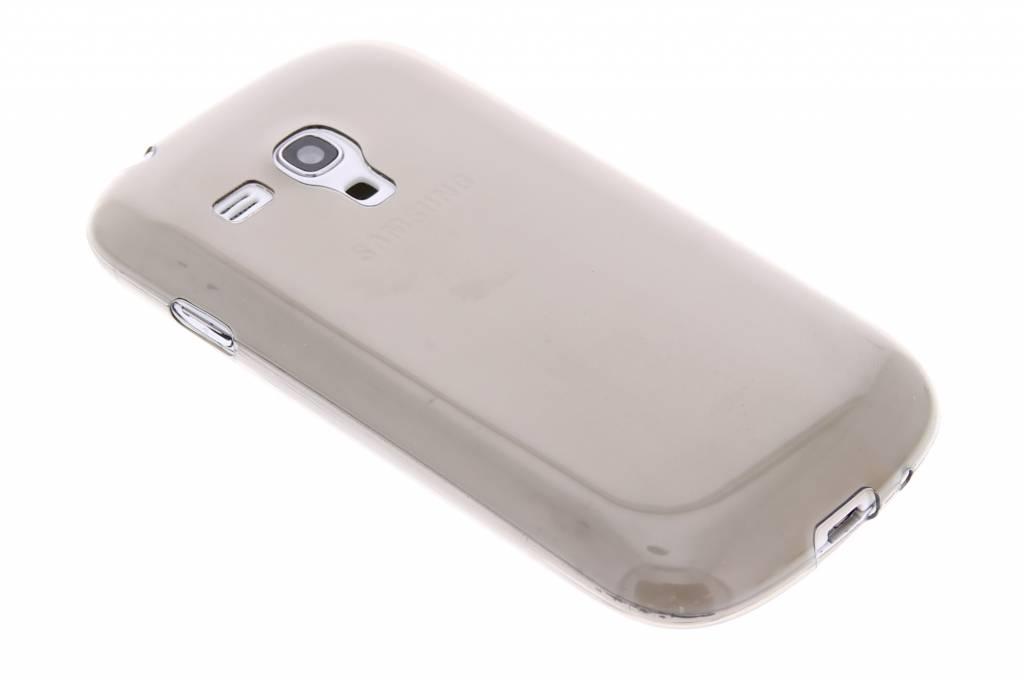 Grijs ultra thin transparant TPU hoesje voor de Samsung Galaxy S3 Mini