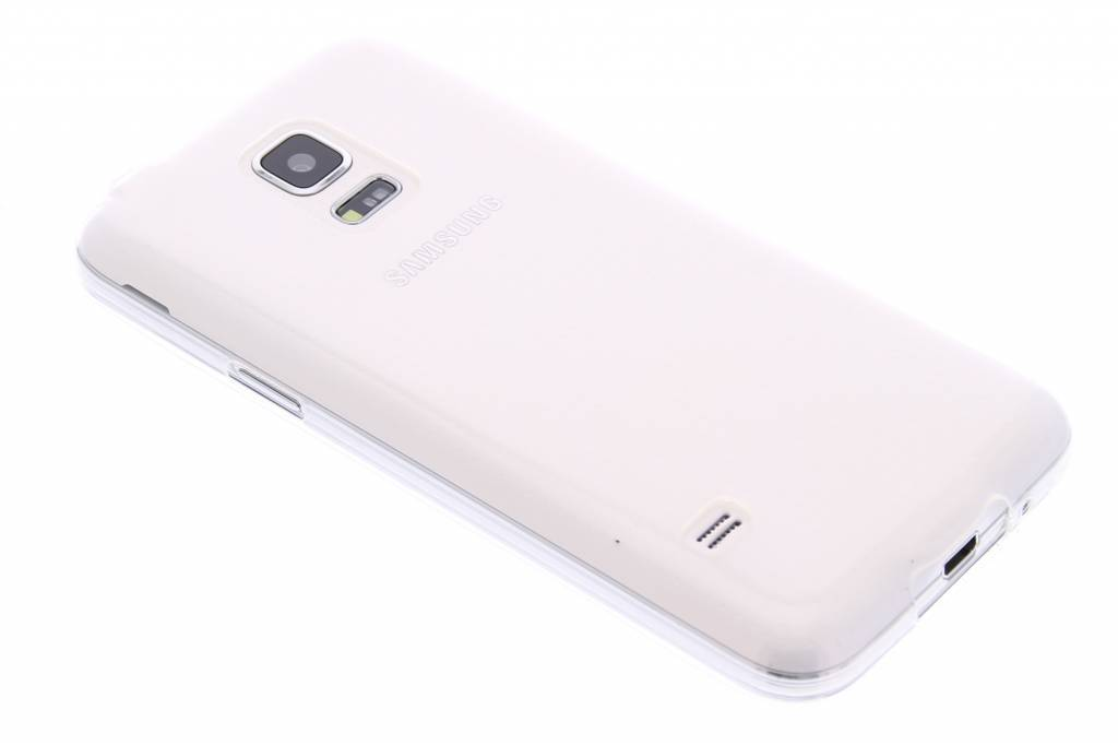 Ultra thin transparant TPU hoesje voor de Samsung Galaxy S5 Mini
