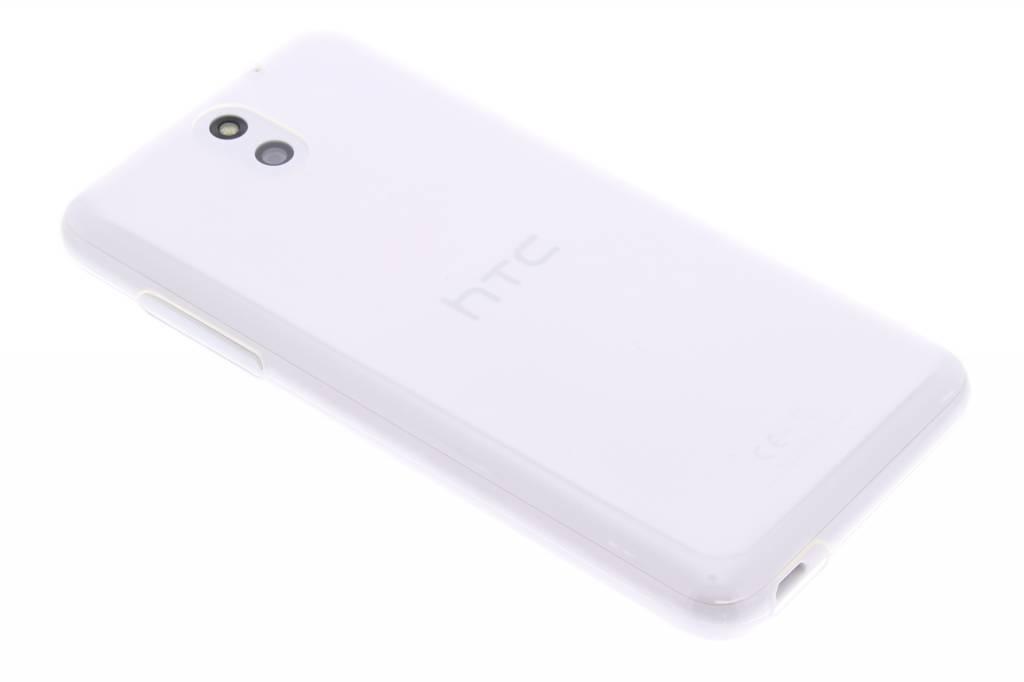 Ultra thin transparant TPU hoesje voor de HTC Desire 610