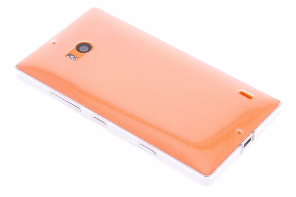 Ultra thin transparant TPU hoesje voor de Nokia Lumia 930