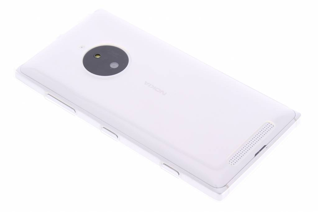 Ultra thin transparant TPU hoesje voor de Nokia Lumia 830