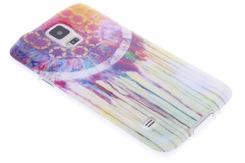 Art design TPU siliconen hoesje voor de Samsung Galaxy S5 (Plus) / Neo