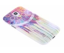 Design TPU hoesje Samsung Galaxy S4