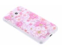 Design TPU siliconen hoesje Samsung Galaxy Core 2