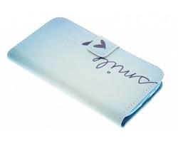 Design TPU booktype Samsung Galaxy S3 / Neo