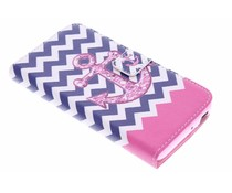 Design TPU booktype hoes Huawei Ascend G620s