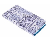 Design TPU booktype Samsung Galaxy Core 2