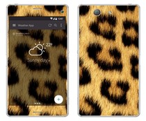 Smartphone skin Sony Xperia Z3 Compact