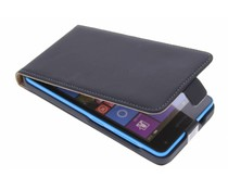 Mobiparts Premium Flipcase Microsoft Lumia 535 - zwart