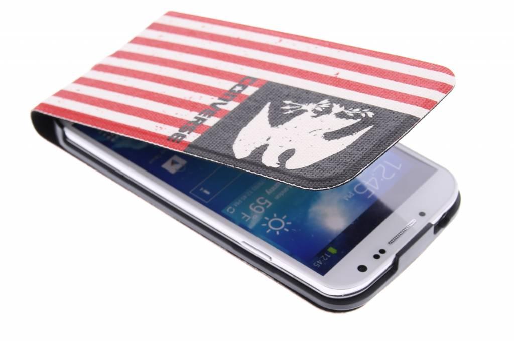 Image of Flip Case voor de Samsung Galaxy S4 - Americana