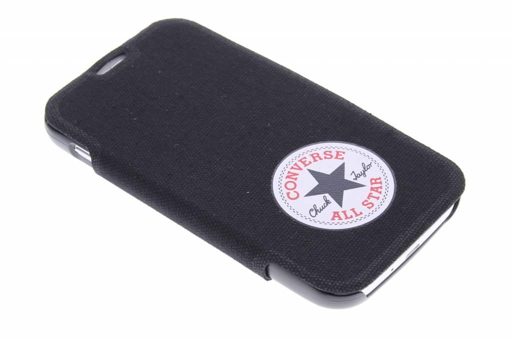 Image of Booklet Case voor de Samsung Galaxy S4 - zwart