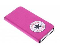 Converse Booklet Case iPhone 5 / 5s / SE - Fuchsia