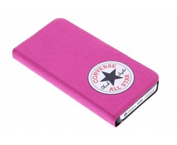 Converse Booklet Case iPhone 5 / 5s / SE - Fuchsia