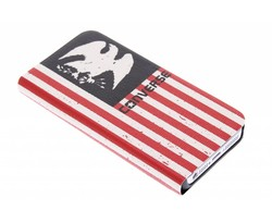 Converse Booklet Case iPhone 5 / 5s / SE - Americana