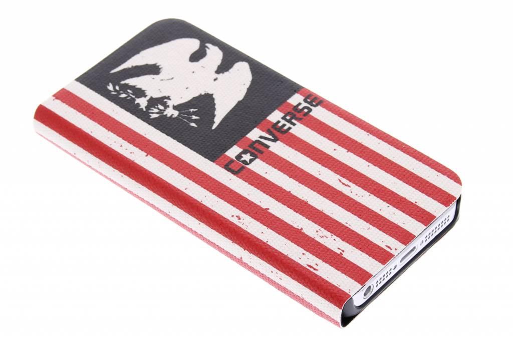 Image of Booklet Case voor de iPhone 5 / 5s / SE - Americana