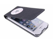 Converse Flip Case iPhone 5 / 5s / SE - Zwart