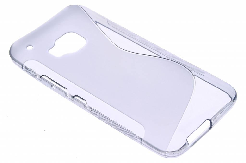 Grijs S-line TPU hoesje voor de HTC One M9