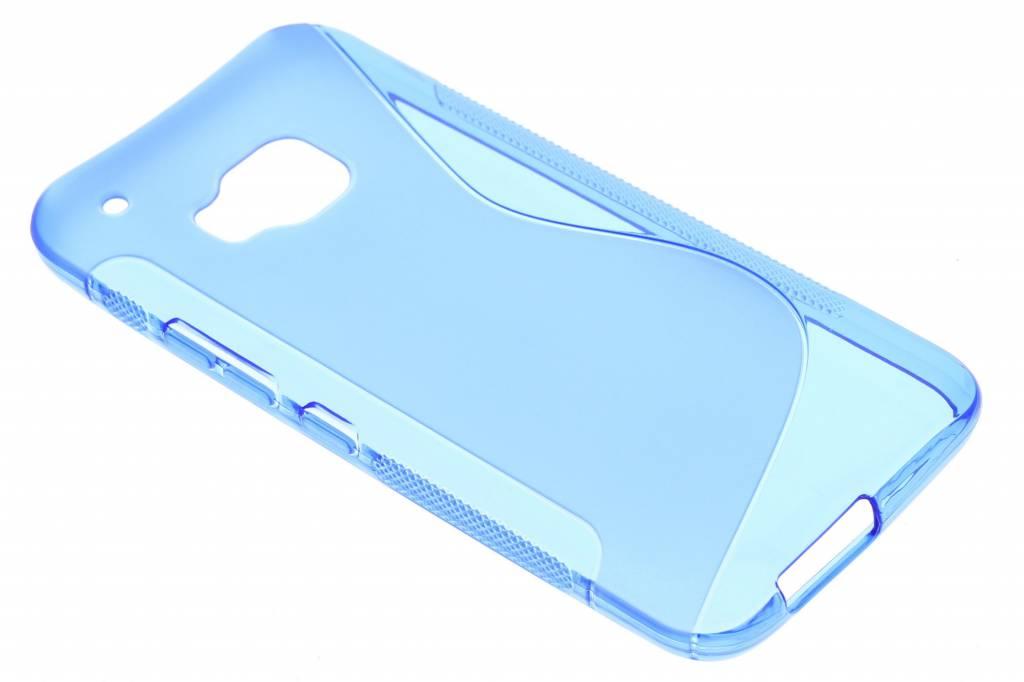 Blauw S-line TPU hoesje voor de HTC One M9
