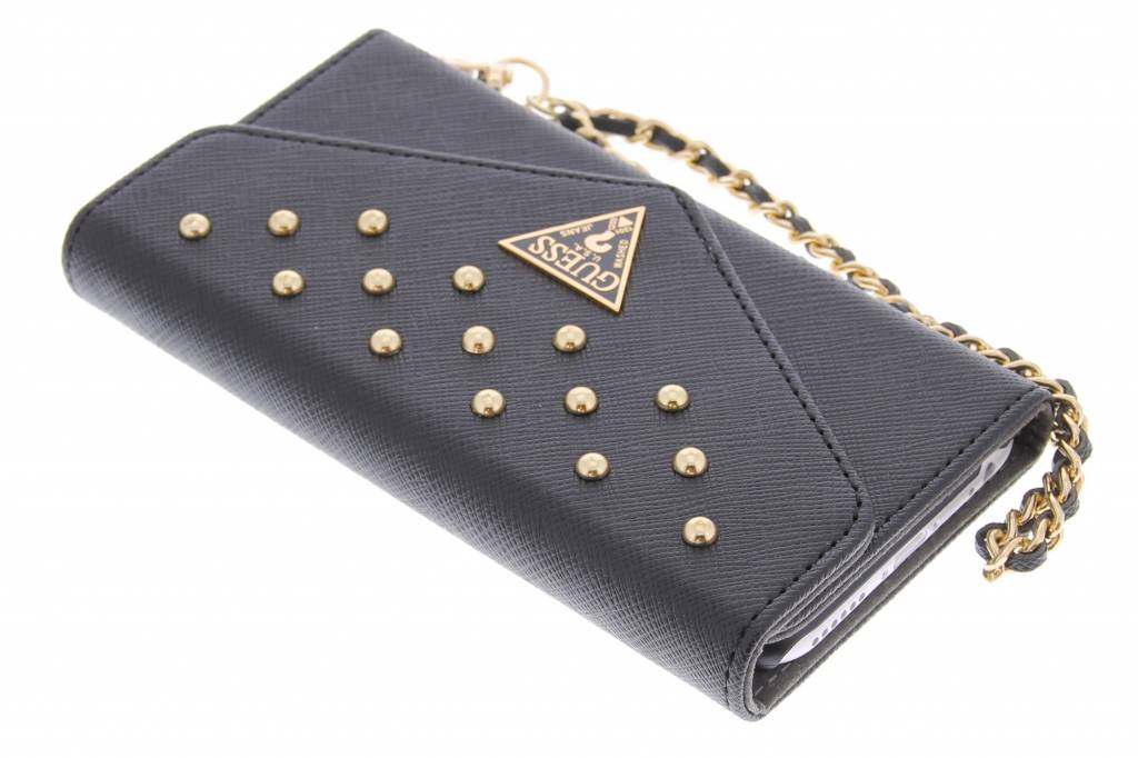 Guess Clutch Case Studded Collection Apple iPhone 6 Zwart