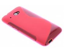 Rosé S-line TPU hoesje HTC Desire 601