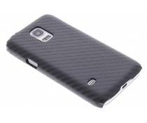 Carbon look hardcase Samsung Galaxy S5 Mini