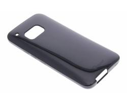 Muvit miniGel Glossy Case HTC One M9 - zwart