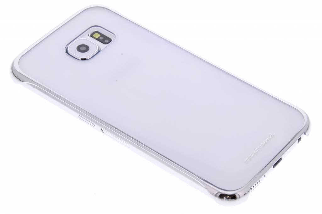 originele Clear Cover voor de Galaxy S6 - Zilver