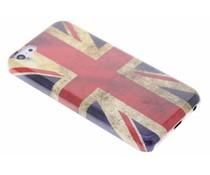 Britse vlag glad hardcase hoesje iPhone 5c