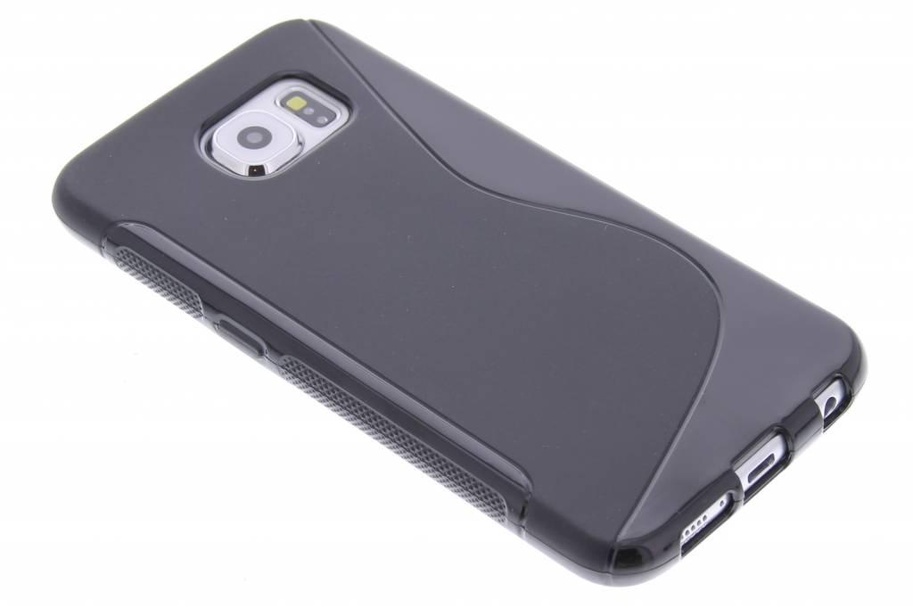 Zwart S-line TPU hoesje voor de Samsung Galaxy S6