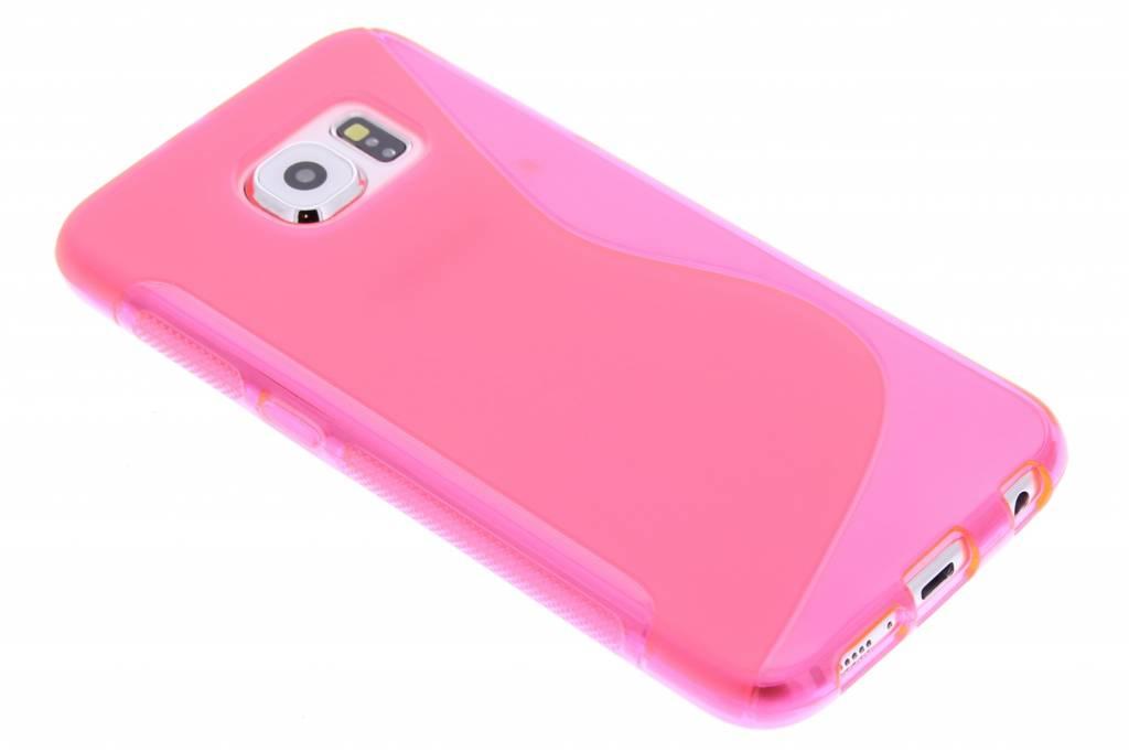 Rosé S-line TPU hoesje voor de Samsung Galaxy S6