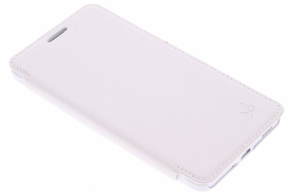 Image of Bookstyle Case voor de Samsung Galaxy Alpha - wit