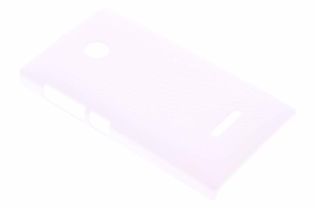 Nillkin Frosted Shield hardcase voor de Microsoft Lumia 435 - wit